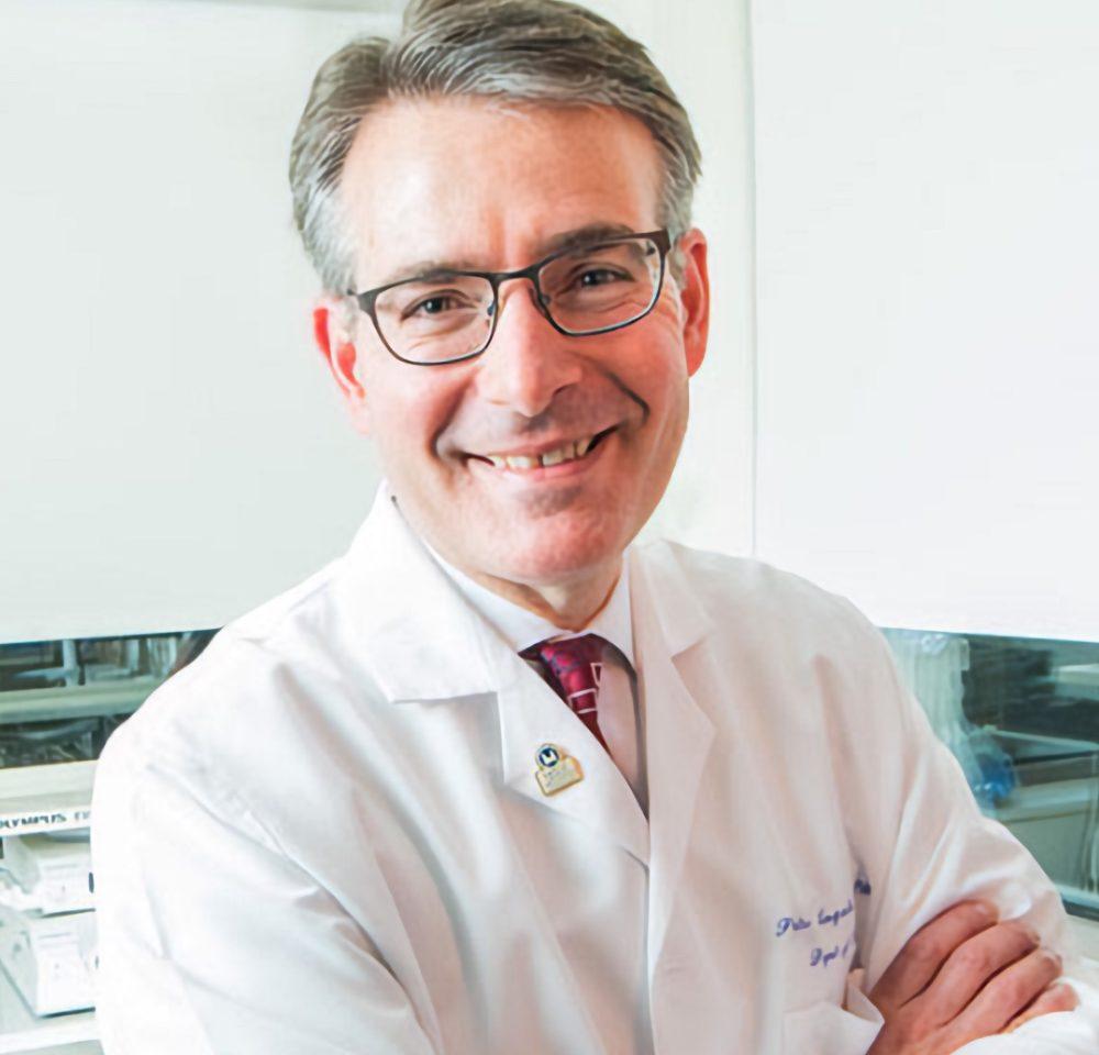 Peter Angelos, M.D., Ph.D.